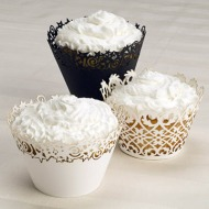 Lace Cupcakes
