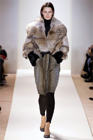 Ungaro FW2014 - Vogue.it