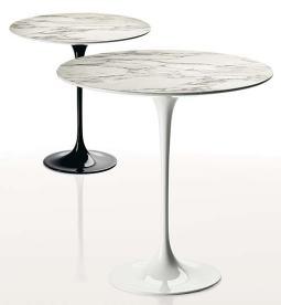 3 Saarinen Tulip Marble Table